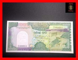Ceylon - Sri Lanka  1.000  1000 Rupees  1.1.1987  P. 101  UNC- - Sri Lanka