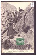 ALPINISME DANS LES ALPES DE HAUTE SAVOIE  - TB - Mountaineering, Alpinism