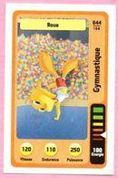 IM458 : Carte Looney Tunes Auchan 2014 / N°044 Gymnastique Roue - Trading Cards