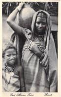 AFRIQUE NOIRE - SOMALIE : East African Types - CPSM Photo Noir Et Blanc Format CPA - Black Africa - Somalie