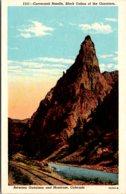 Colorado Black Canon Of The Gunnison Currecanti Needle - Denver