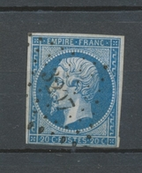 N°14 Petits Chiffres 3207 St Maurice-en-Gourgois TB. Rare Indice 18 X5 - 1849-1876: Classic Period