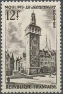 5e Centenaire Du Jacquemart De Moulins. 12f. Brun-gris. Neuf Luxe ** Y1025 - Unused Stamps