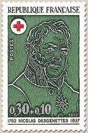 Au Profit De La Croix-Rouge.  N. Desgenettes 30c. + 10c. Vert Y1735 - France