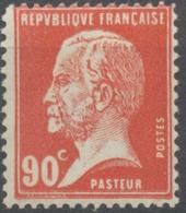 Type Pasteur. 90c. Rouge Neuf Luxe ** Y178 - Nuevos