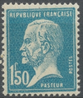Type Pasteur. 1f.50 Bleu Neuf Luxe ** Y181 - Nuevos