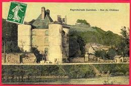 CPA 40 PEYREHORADE Landes - Vue Du Château ° Coll. Nouvelles Galeries Du Bazar Bayonnais - Peyrehorade