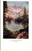 Colorado Mount Of The Holy Cross - Etats-Unis