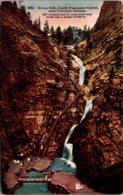 Colorado South Cheyenne Canon Seven Falls - Etats-Unis