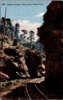 Colorado Clear Creek Canon Mother Grundy - Etats-Unis