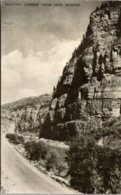 Colorado Beautiful Glenwood Canyon Drive - Etats-Unis