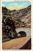 Colorado Tunnel In Clear Creek Canon - Etats-Unis