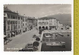 GARGNANO Lago Di Garda FG NV  SEE 2 SCANS Animata - Italia