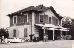 Cartolina Di Serravalle Scrivia ( Alessandria ) Bar Ristorante Libarna - Alessandria
