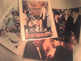 George Clooney 4 GRANDES PHOTOS 20.5 X 25.5 Cm - Fotos
