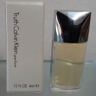 TRUTH - PARFUM 4 ML De CALVIN KLEIN - Miniatures Womens' Fragrances (without Box)