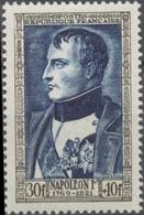 Célébrités Du XIXe Siècle (I).  Napoléon, Par Gros (détail) (1771-1835)  30f. + 10f. Bleu. Neuf Luxe ** Y896 - Unused Stamps