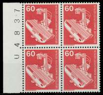 BERLIN DS INDUSTRIE U. TECHNIK Nr 582 Postfrisch VIERER X8F951A - Berlin (West)