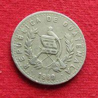 Guatemala 10 Centavos 1989 KM# 277.5 *V1 - Guatemala