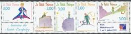 Philexfrance'99 Le Petit Prince St Exupéry YB3179A - Mint/Hinged