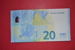 M005 A1 PORTUGAL - M005A1 * 20 EURO  - MC3697290288 - NEUF - UNC - 20 Euro