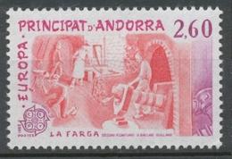 Andorre FR N°314 2f.60 Forge Catalane N** ZA314 - Nuevos