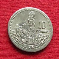 Guatemala 10 Centavos 1994 KM# 277.5 - Guatemala