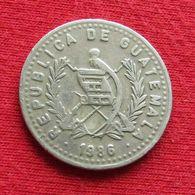 Guatemala 10 Centavos 1986 KM# 277.4 - Guatemala