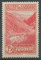 Andorre Français N°79, 1f.50 Rose NEUF** ZA79 - Ungebraucht