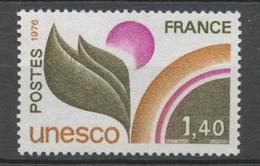 Service N°52 UNESCO 1 F.40 Brun, Brun-orange Et Lilas-rose ZS52 - Neufs