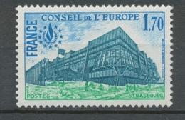 Service N°59 25e Anniversaire Convention Européenne 1f 70 ZS59 - Neufs