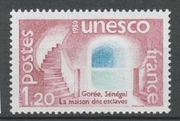 Service N°60 UNESCO île De Gorée - Sénégal 1f20 ZS60 - Neufs