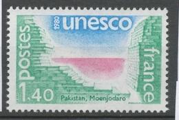 Service N°61 UNESCO Site De Moenjodaro - Pakistan 1f40 ZS61 - Neufs