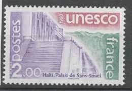 Service N°62 UNESCO Palais De Sans-Souci - Haïti 2f ZS62 - Neufs