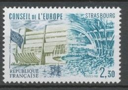 Service N°67 Conseil De L' Europe 2f 30 ZS67 - Neufs