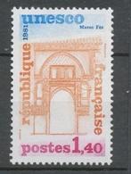 Service N°68 UNESCO Fès - Maroc 1f 40 ZS68 - Neufs