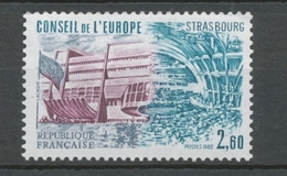 Service N°74 Conseil De L' Europe 2f 60 ZS74 - Neufs