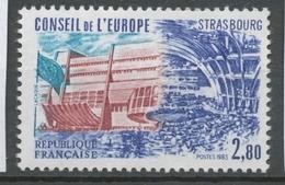 Service N°78 Conseil De L' Europe 2f80 ZS78 - Neufs