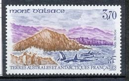 T.A.A.F 1995 N°200 Le Mont D'Alsace N** ZT125A - Unused Stamps