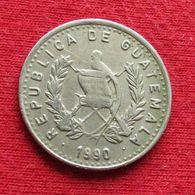 Guatemala 10 Centavos 1990 KM# 277.5 - Guatemala