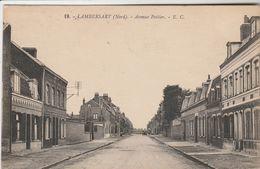 Lambersart  , Avenue  Pottier ,( édit :  E C , N° 19 ) - Lambersart