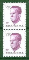 BELGIE * Nr 2125 P5b * Postfris Xx * GELE GOM - 1981-1990 Velghe