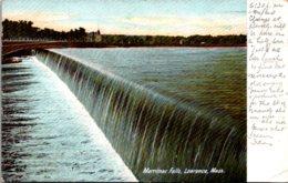 Massachusetts Lawrence Merimac Falls 1907 - Lawrence