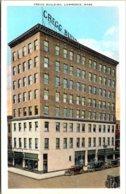 Massachusetts Lawrence Cregg Building - Lawrence