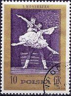 Poland 1972 - Mi 2174 - YT 2019 ( Opera By Stanilaw Moniuszko ) - 1944-.... Republic