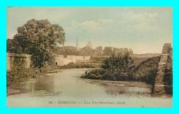 A862 / 037 59 - BERGUES Les Fortifications Sud - Bergues