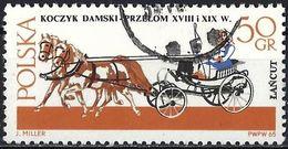 Poland 1965 -  Mi 1646 - YT 1497 ( Lady's Basket ) - 1944-.... République