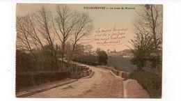 94 - VILLECRESNES - La Route De Mandres - 1916 (K47) - Villecresnes