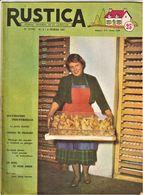Rare Revue Rustica Du 3 Février 1957 - Other