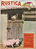 Rare Revue Rustica Du 16 Décembre 1954 - Other